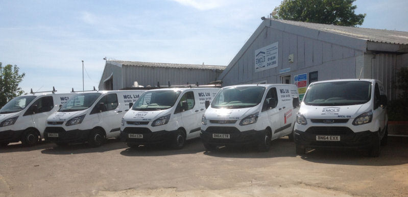 MCL (Kent) Ltd patial Van Fleet