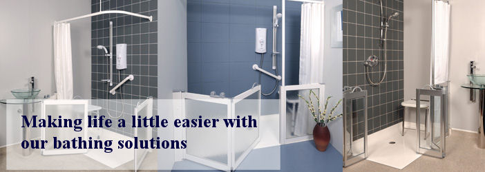 disabled bathrooms and showers from MCL (Kent) Ltd