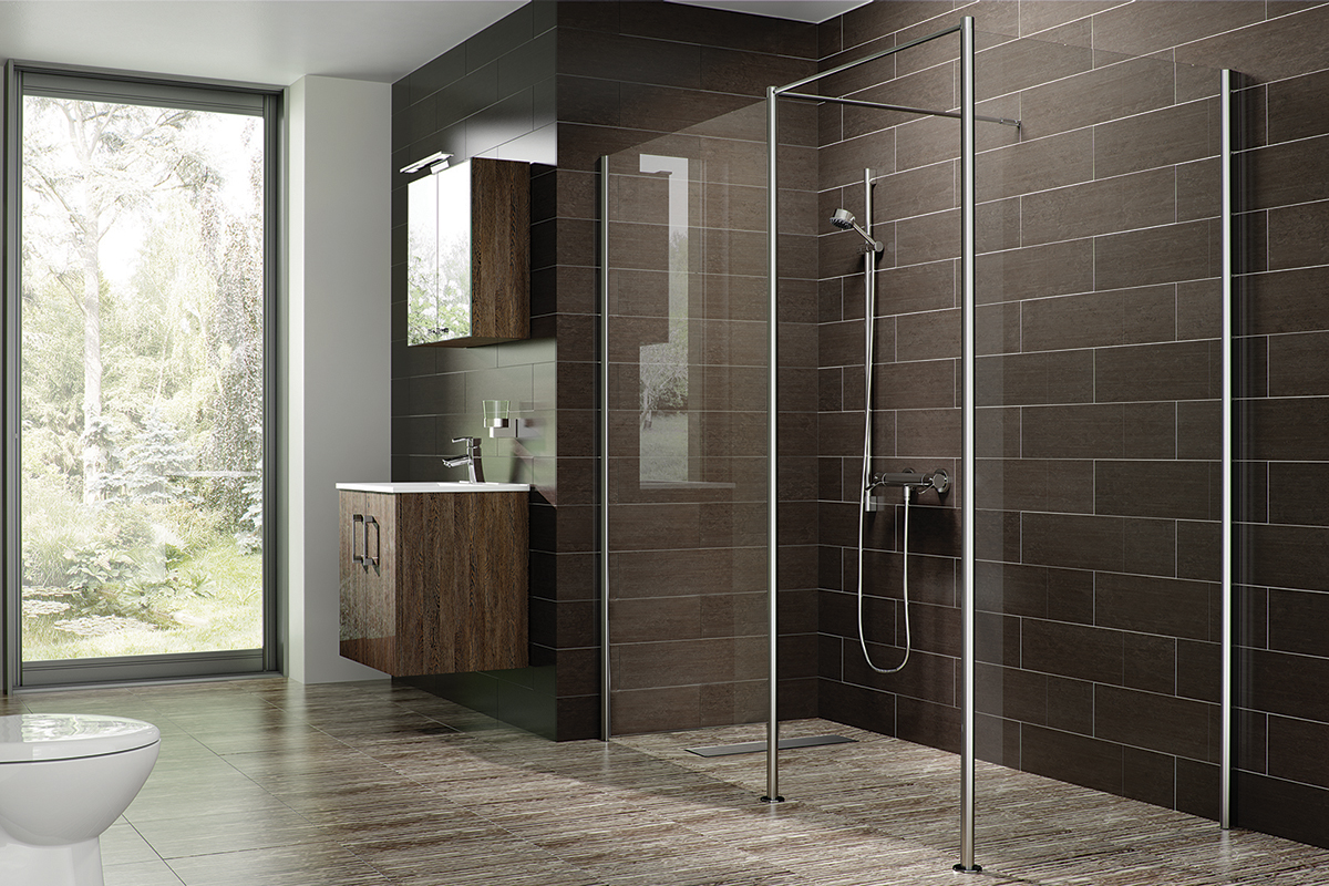Wet rooms the essential guide mcl kent ltd for Wet room design ideas pictures