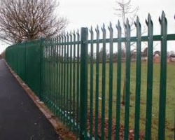MCL Kent-Fencing-Iron Railings