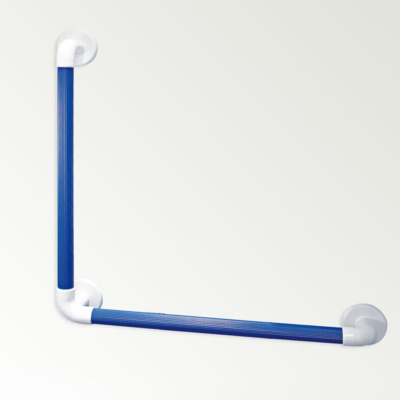AKW 90 Degree Plastic Fluted Grab Rails