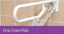 Drop Down Rails