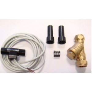 AKW Digi Pump Flow Sensor Kit for use with Mixer Shower Heater