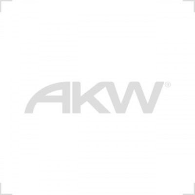 AKW Close Coupled Standard Doc M Pack including 450mm Wide Wash Basin – White