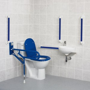 Blue DOC M Pack Disabled Bathrooms MCL Kent
