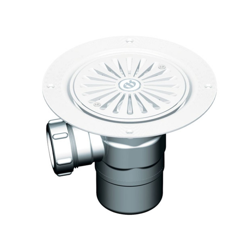 Tuff Form Shower Waste Adaptor Disabled Bathrooms MCL Kent