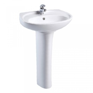 Basin Pedestal Disabled Bathrooms MCL Kent