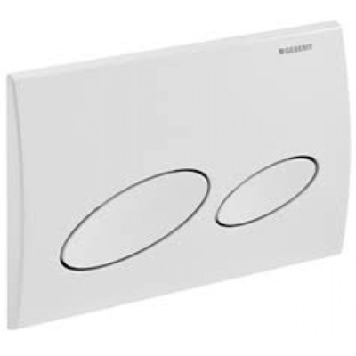 Geberit Kappa 20 White Flush Plate