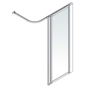 AKW Option HF Shower Screen Set
