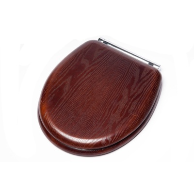 Wooden Toilet Seat Disabled Bathrooms MCL Kent