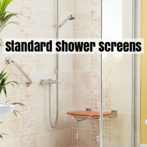 Standard Shower Screens