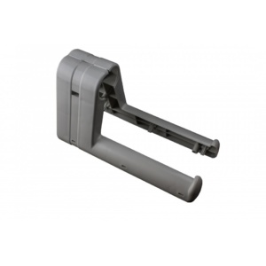 AKW Toilet Roll Holder for Fold Up Support Rails