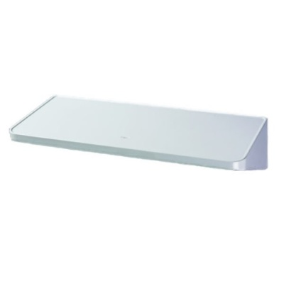 AKW Small White Polypropylene Shelf