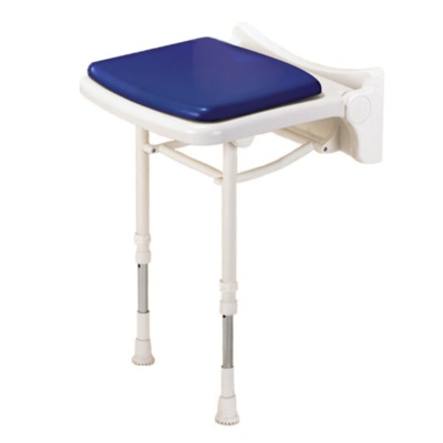 AKW 2000 Series Compact Fold Up Shower Seat