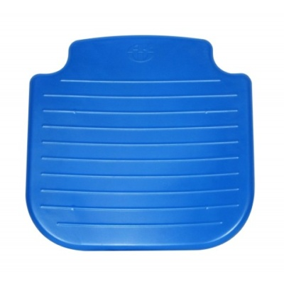 AKW spare shower seat cushion for 4000 series extra wide BLUE