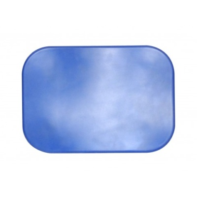 AKW Spare back cushion for 4000 series shower seat extra wide BLUE