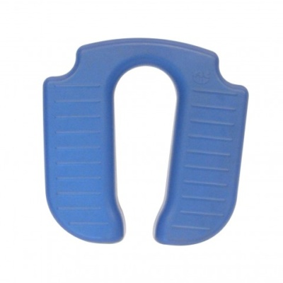 AKW Spare seat cushion for 4000 series horse shoe shower seat – Standard – BLUE