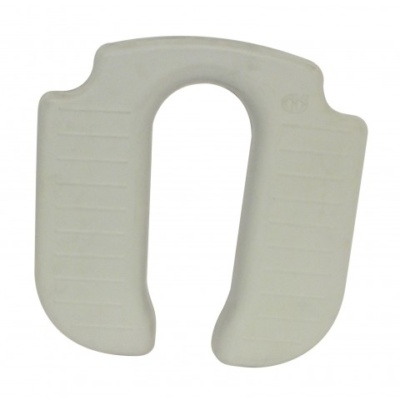 AKW Spare seat cushion for 4000 series horseshoe shower seat – Standard – GREY