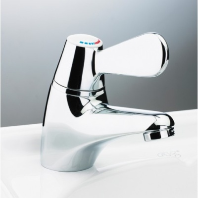 AKW TMV3 Thermostatic Basin Mixer Tap – Single Handle – Chrome