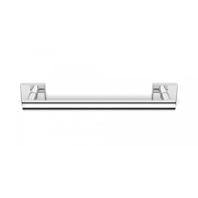 AKW Velena Abstract Straight Grab Rail – Chrome –  300mm