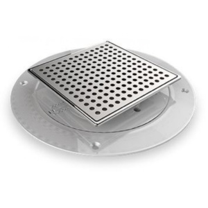 Stainless Steel SFWA Waste Cover