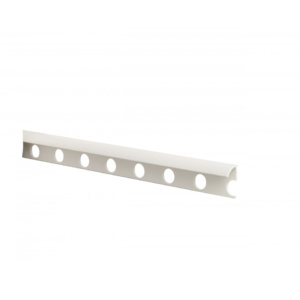 Tile Edge 8mm Plastic 3mtr (pack of 10)