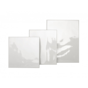 Tiles – Bumpy White 250x330mm (1.5msq) 18pk