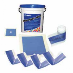 Mapei Wet Floor Tanking Kit