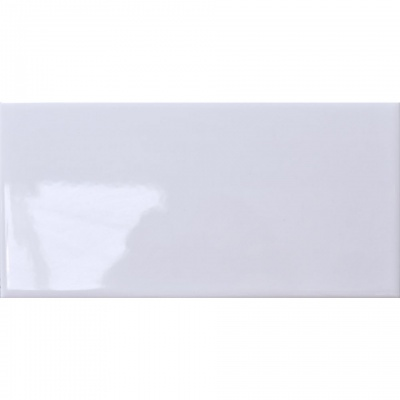 AKW Tiles – Flat Gloss Plain White Ceramic 400x250mm (1.4msq) 14pk